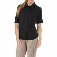 5.11 Womens Taclite Shirt S/S Dark Navy