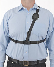 Peter Jones Klick Fast Chest Harness SSHLDER999ADJKF - front