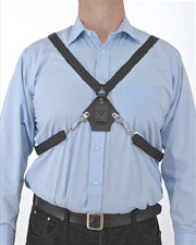 Peter Jones Klick Fast Centre Chest Harness SSHLDER4KF - front