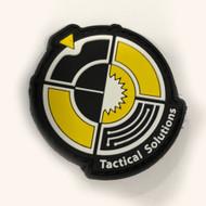 PVC Tactical Solutions LOGO Patch 4cm