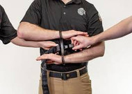 ASP Belt Transport Kit, incls belt & Rigid Ultra Cuffs