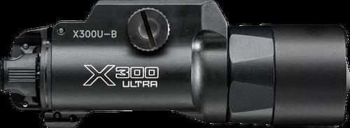 Surefire X300 ULTRA WeaponLight 1000L Thumb Screw Rail Mount (SF-X300U-B)