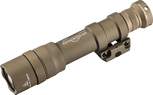 Surefire Dual Fuel LED Scout Light - Tan (SF-M600DF-TN)