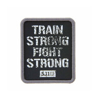 5.11 Train Strong Patch Black (5-81384-019)
