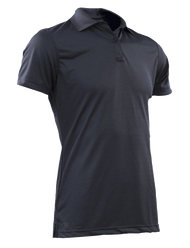 Women's S/S Performance Polo, Charcoal Grey (TSP-4514)
