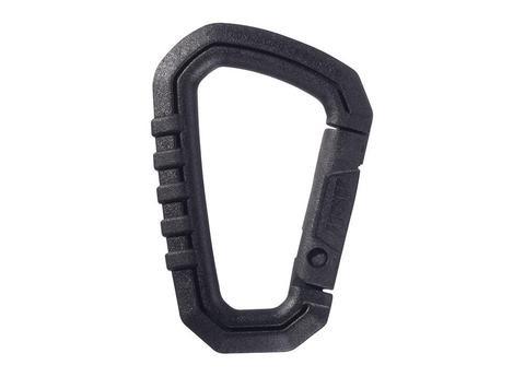 ASP Black Polymer Carabiner (ASP-56216)