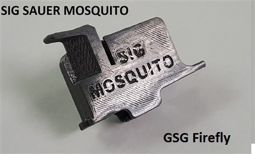 McFadden #7 - Sig Mosquito GSG Firefly Adaptor (MFD-LGLA-#7)