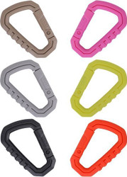 ASP Carabiner Polymer Single Large