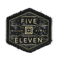 5.11 Mission Plaque Patch (5-81877)