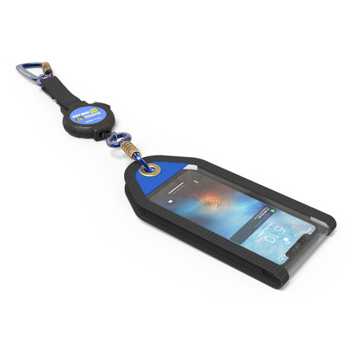 Key-Bak Smartphone Jacket Tool Attachment and Retractable Tool Lanyard Combo (KB-0KB6-AFAS3)
