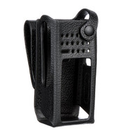 Motorola Hard Leather CC 2.5inch SWL LKP FKP (for DP4000 Series) (MTS-PMLN5842A)