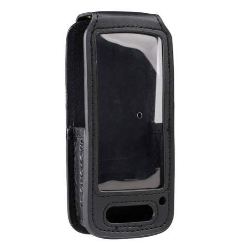 "Motorola Soft Leather Carry Case W/QD 1.5"" SWL CLIP (for SL4010 series) (MTS-PMLN7040A)"