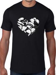 Te Kiwi Maia Male S/S Shirt Black (TKM-001-019)