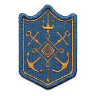 5.11 Anchor Trident Patch (5-81785-728)