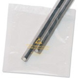 Desco 13874 BAG, STATFREE, CLEAR 10''x12'' 100 EA/PACK