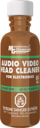 407C-250ML,  Audio Video Head Cleaner