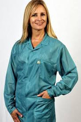 TECH WEAR SMOCK - TRADITIONAL OFX-100 - JACKET - 3 POCKET COLOR = TEAL  XLARGE