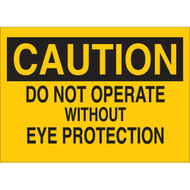 47059 Eye Protection Sign