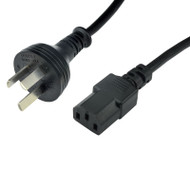 POWER CORD, IEC C-13, CHINA PLUG
