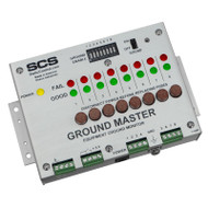 GROUND MASTER, RELAY OUT, NO POWER ADAPTER