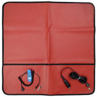 FIELD SERVICE KIT, 24''x24'', PA7100-RD 2 PKTS,10MM SNAP (F)