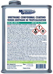 CONFORMAL COATING, URETHANE 55 mL (2 fl oz)