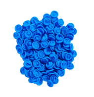Blue Anti-Static Powder Free Nitrile Finger Cots, LARGE, 720 pcs per pk. 4 pks/Case