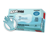 AQUA1900 Powder-Free Nitrile Gloves Medium