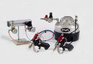 System Includes: FCS300-R, 0-15psi Air Reg., CAM200, PVA2G, PV101, PV105-R, etc.
