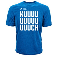 Tampa Bay Lightning Men's Social Media Inspired KUUUUUUCH Tee