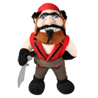 Tampa Bay Buccaneers Forever Collectibles Captain Fear Plush