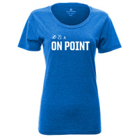Tampa Bay Lightning Women's On Point Social Media Inspired Tee