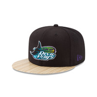 Men's Tampa Bay Rays New Era 1987 Snapback Hat