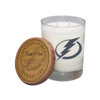 Tampa Bay Lightning Seventh Avenue Apothecary Candle