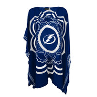 Tampa Bay Lightning Cafcan Peace Flower