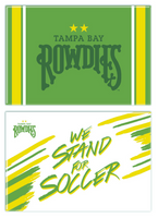 Tampa Bay Rowdies 2-Pack Magnets