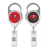Tampa Bay Buccaneers WinCraft Premium Badge Holders
