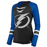 Women's Tampa Bay Lightning The Lace Up