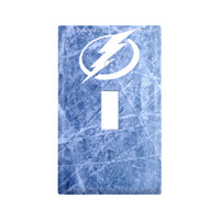 Tampa Bay Lightning Single Wall Plate Light Switch Cover