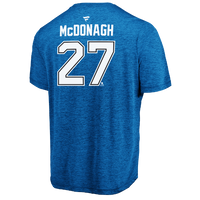 Men's Tampa Bay Lightning Ryan McDonagh Name & Number Performance Tee