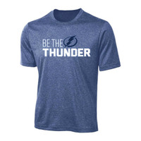 Youth Tampa Bay Lightning Be The Thunder Performance GS Tee