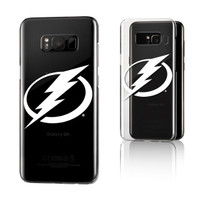 Tampa Bay Lightning Clear Samsung Galaxy Case