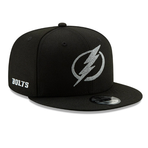 85aac9998a9 Men s Tampa Bay Lightning New Era 9FIFTY Adjustable Snapback Hat - Tampa  Bay Sports