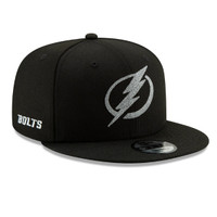 Men's Tampa Bay Lightning New Era 9FIFTY Adjustable Snapback Hat