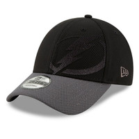 Men's Tampa Bay Lightning New Era Third Jersey Gradient Logo Adjustable Hat