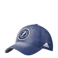 Tampa Bay Lightning adidas Slouch Team Color Hat
