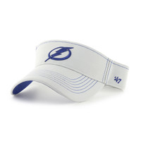 Men's Tampa Bay Lightning '47 Brand Grey Defiance Visor