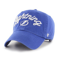 Women's Tampa Bay Lightning 47' Brand Melody Royal Clean Up Hat
