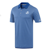 Men's Tampa Bay Lightning adidas Essential 2-Color Polo