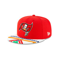 Men's Tampa Bay Buccaneers New Era 2019 NFL Draft On Stage Official 9Fifty Hat